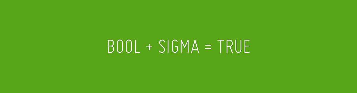 Bool Sigma